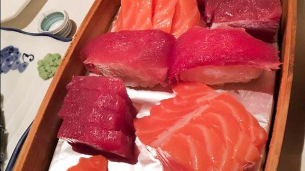 Sushi Ya Sugerencia del chef