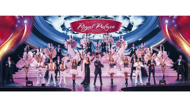 Royal Palace Music-Hall revue