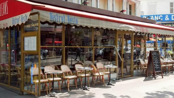 Café d'Orleans Façade