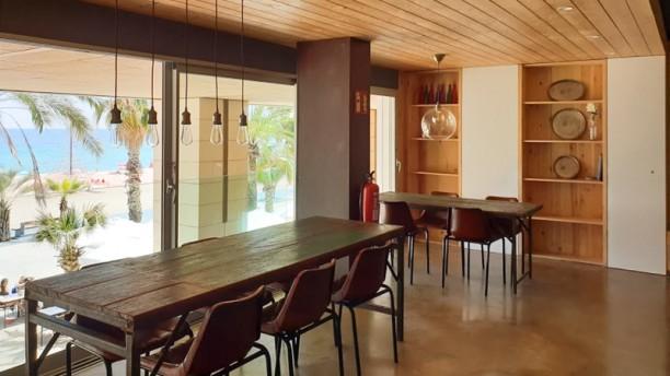 Bdsal Sala del restaurante