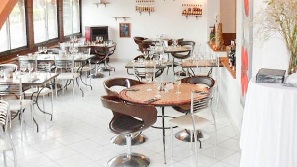 Restaurant de la Mairie Vue de la salle