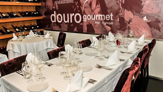 Cêpa Torta ristorante contemporaneo a Alijó in Portogallo