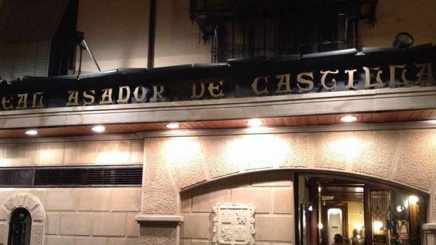 Real Asador de Castilla asador