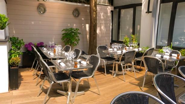 Restaurant viva m 39 boma bruxelles menu avis prix et - Resto terrasse jardin bruxelles nanterre ...