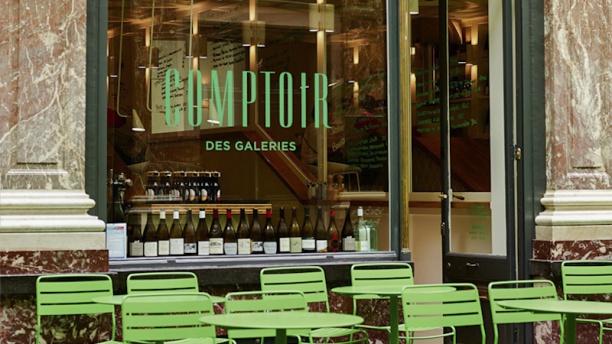 Restaurant comptoir des galeries bruxelles avis prix et r servation - Comptoire d electricite franco belge ...
