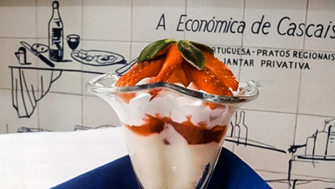 sobremesa - Taberna Económica de Cascais, Cascais