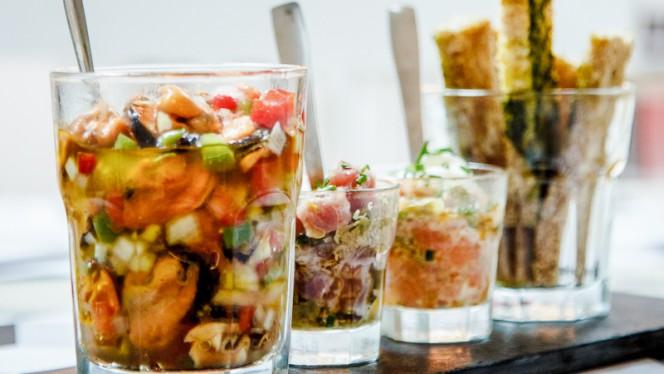 Sugestão do chef - Moules & Gin, Cascais