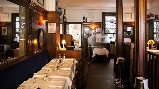 Chaumette Salle du restaurant