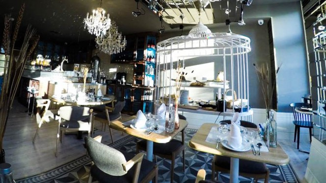 Sala - Café Portugal by My Story Hotel Rossio, Lisboa