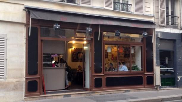 Chez Vilay Façade du restaurant