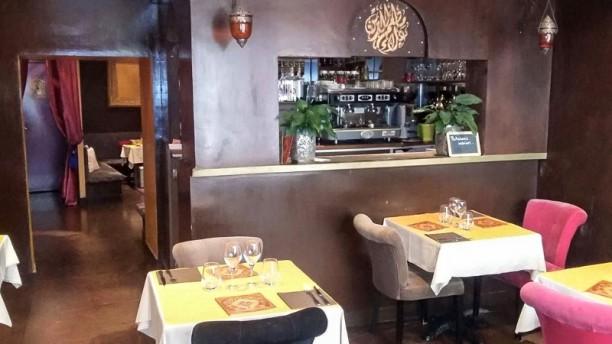 Aladdin Salle du restaurant