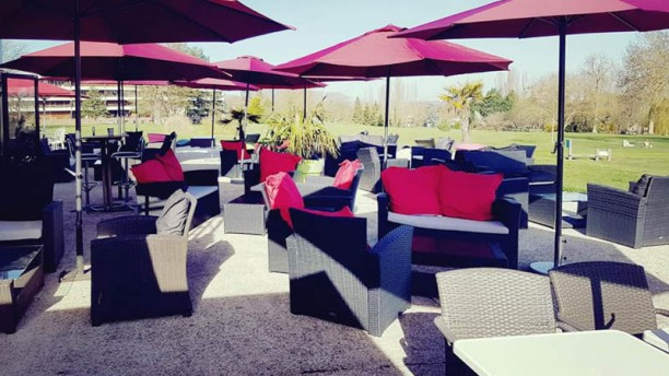 Le Restaurants du Golf Terrasse