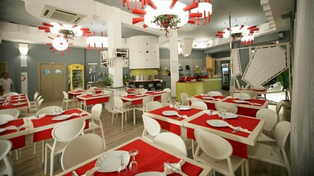 Pizzeria Il Mulino Vista sala