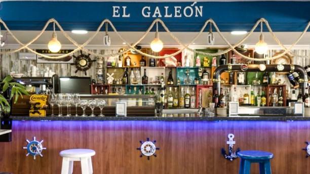 Galeón Sala