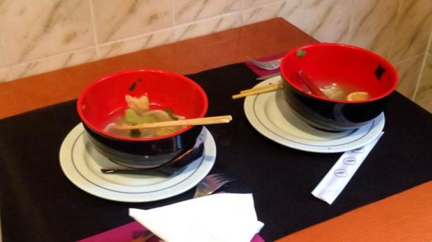 Konkai Sushi Vista de la sala