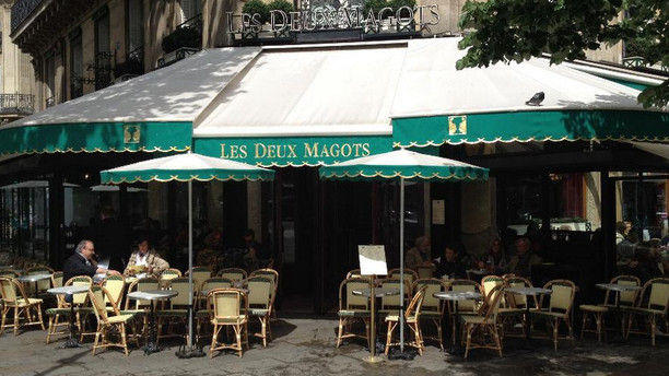 les deux magots in paris restaurant reviews menu and prices thefork. Black Bedroom Furniture Sets. Home Design Ideas
