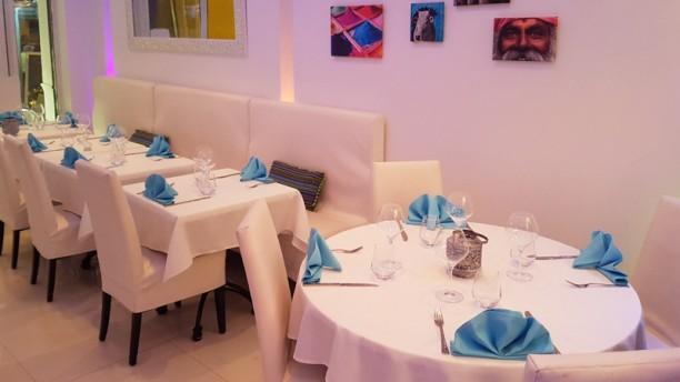 Namaste Salle du restaurant