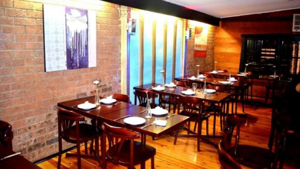 Talking Tables Indian Restaurant Room view