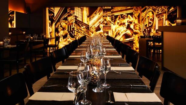Appelmans Brasserie Vue de la salle
