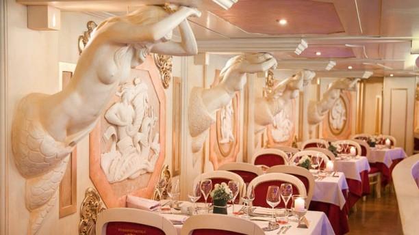 Avanspettacolo Dinnershow sala