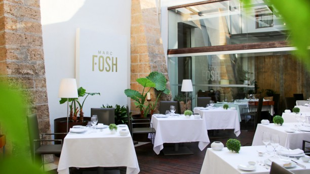 Marc Fosh Marc Fosh Restaurant