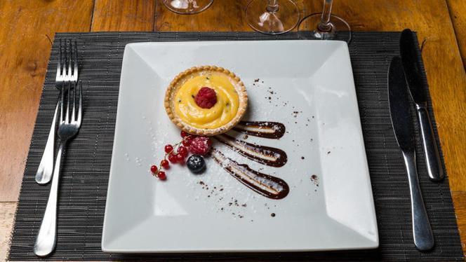 Suggestion de dessert - Le Réservoir, Genève