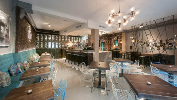 Restaurante fonty bistr juan bravo en madrid lista - Restaurante colombianos en madrid ...