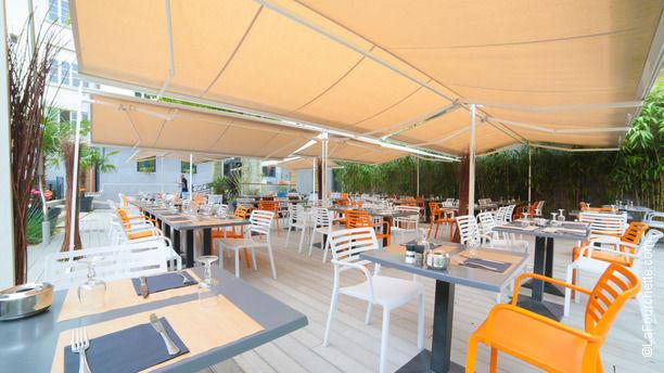 restaurant o jardin lyon 69009 gorge de loup menu On restaurant o jardin