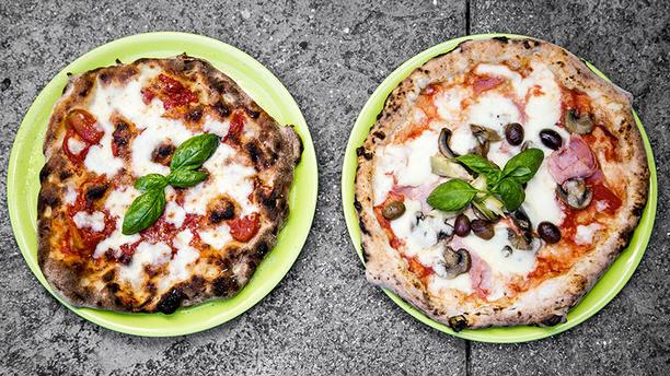 La Pizzeria Nazionale Le pizze