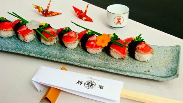 Shogun Sugerencia del chef