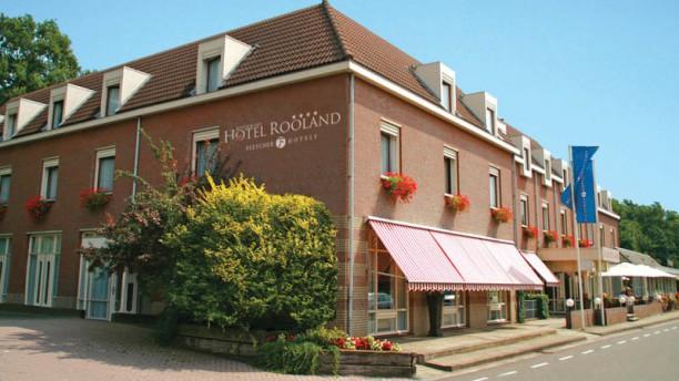 Fletcher Hotel-Restaurant Rooland Ingang