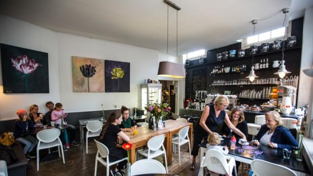 Hofje zonder Zorgen Restaurantzaal