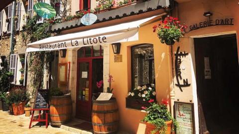 La Litote, Vence