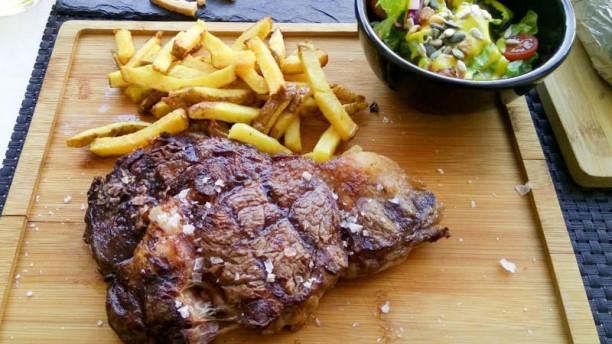 Restaurante la parrilla de man en m laga alcazaba museo - Parrilla de la vanguardia ...