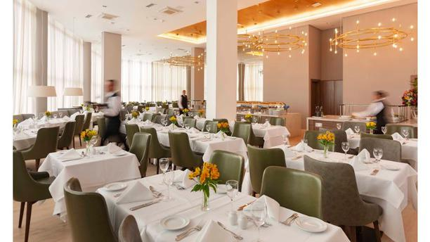 Simetria Restaurante Ambiente