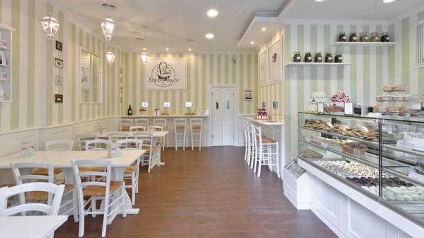 Bakery House Corso Trieste Vista sala