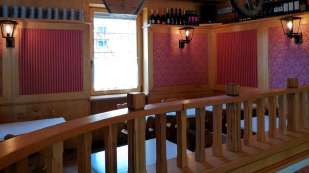 Bull Pub Vista sala