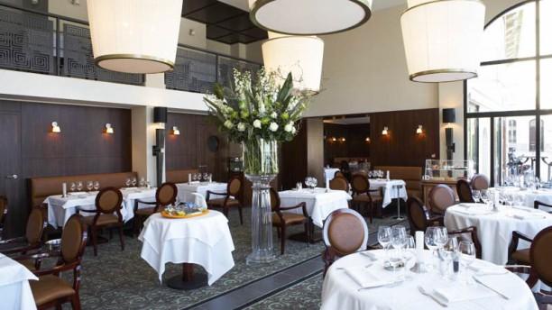 Le Café de Paris Vue de la salle
