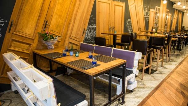 Puerta Nueva Bar à Tapas Vue salle