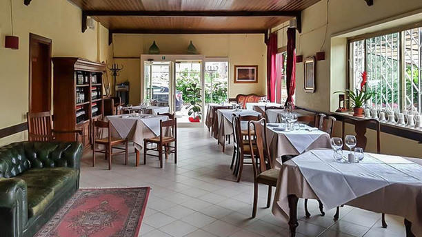 Farm Restaurant e Grill Vista sala