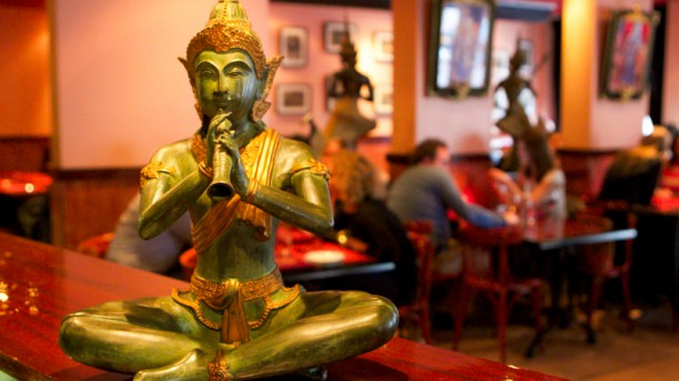Thai restaurant bangkok in amsterdam restaurant reviews menu and prices thefork - Restaurant decoratie ...