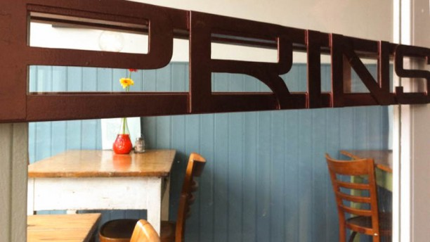 Café-restaurant Prins restaurant