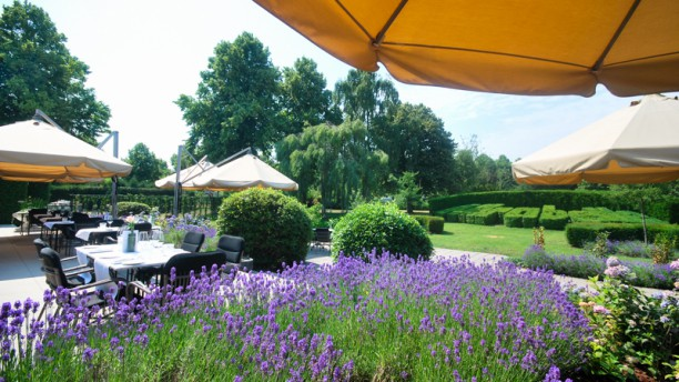 Restaurant Mirabelle Breda Terras