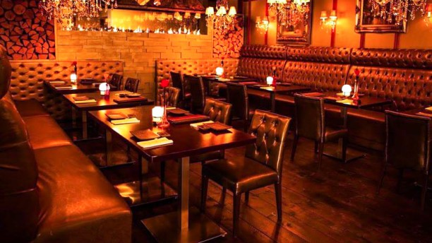 Lounge 8 (Sint-Oedenrode) Restaurant