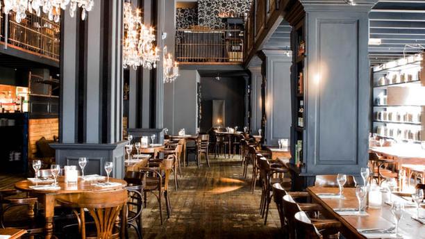 Humphrey's Breda Het restaurant