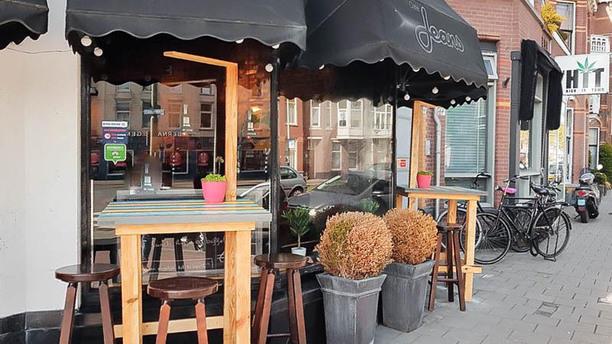 Café Buuf Terras