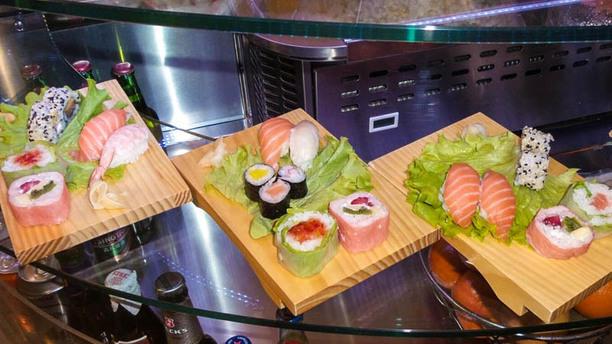 Sheng Sushi mix