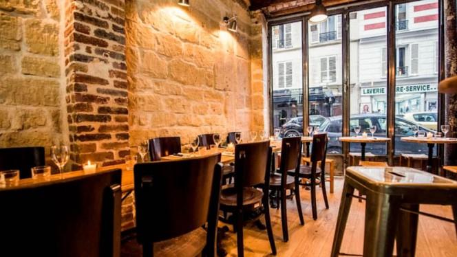Jimmy 2 Fois - Restaurant - Paris