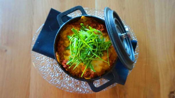 The Italian Cuisine Specialiteit van de chef