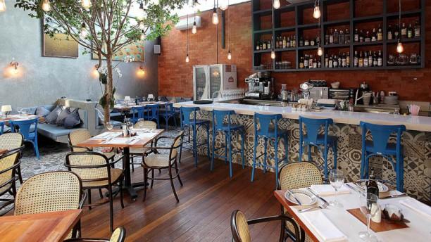 Pecorino Cucina Mediterranea - Itaim Sala